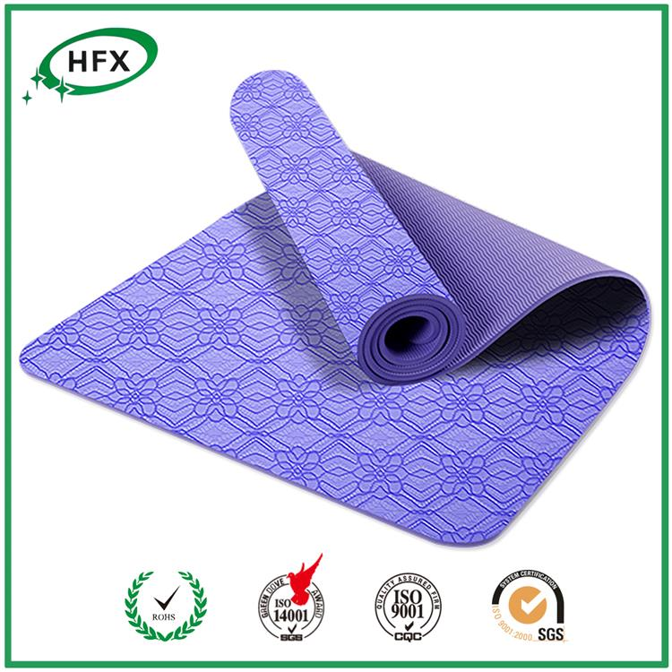 Single Layer Yoga Mats