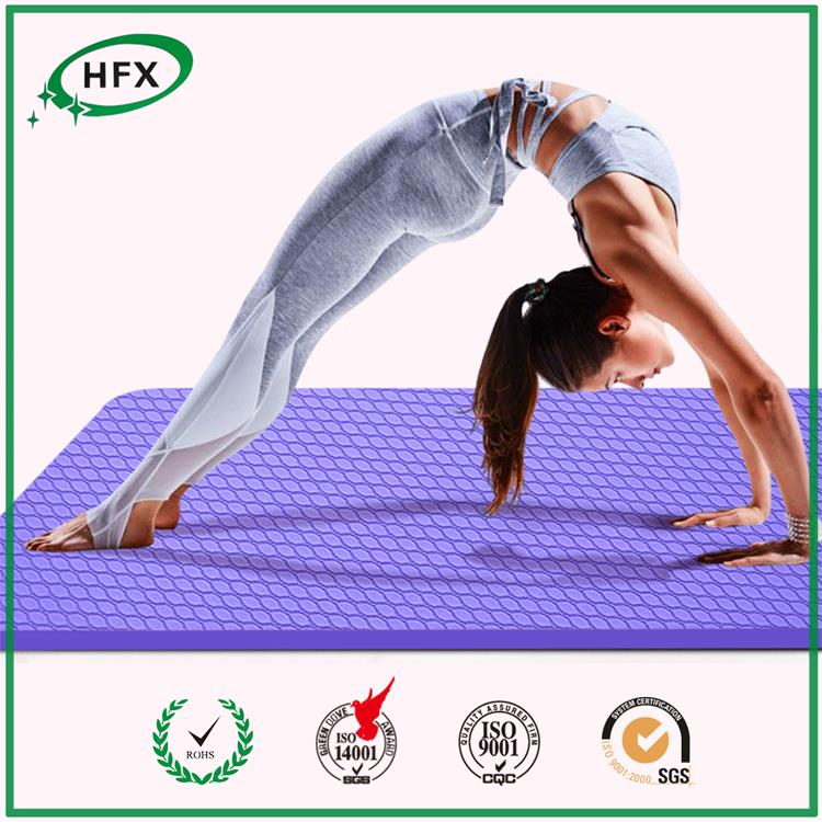 Single Color Yoga Mats