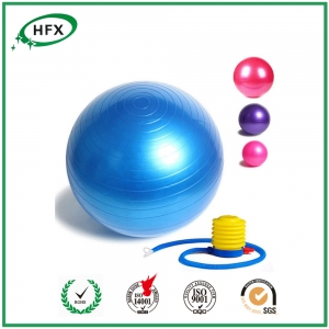 65cm High Quality PVC Gym Yoga BALL for Exercise