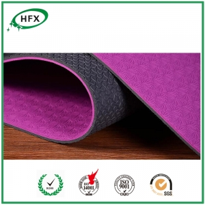 Eco- Friendly Yoga Mat Set From China