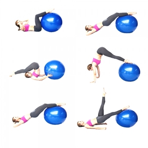 China Factory Best Exercise Ball For Sale