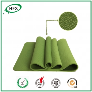 Top level Unique Extra Thick TPE Yoga Mat