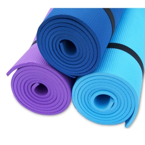 Organic And Lightweight Pilate Gymnastic TPE Yoga Mat