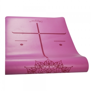 Foldable Waterproof Rubber Yoga Mat German