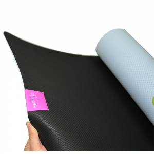 Quality Extra Thick Yoga Mats With Cute Numbers
