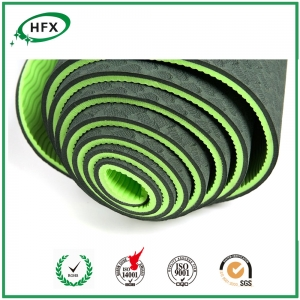 Private Label Fitness Anti-skid Eco-frindly Gym Yoga Mat