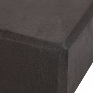 EVA Foam Material Black Yoga Block for Fitness