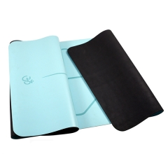 rubber yoga mat, pu rubber yoga mat, natural rubber yoga mat, rubber yoga mat manufacturer