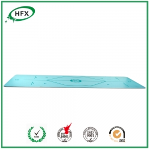 Factory Supply Eco Friendly Rubber Yoga Mat