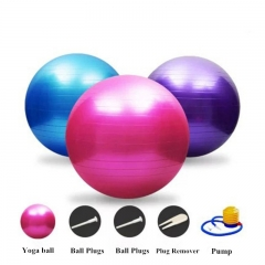 PVC Yoga Ball, Yoga Ball PVC, Yoga Ball Cover  , Anti-slip Yoga Ball