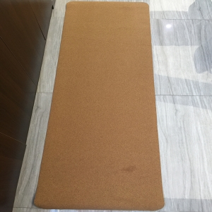 Eco-friendly Cork Rubber Yoga Mats Stock