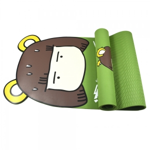 Custom Cartoon Cute Yoga Mats for kids