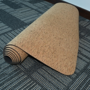 Natural Cork Rubber Yoga Mats Non-slip