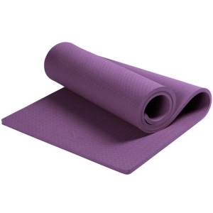 8mm 100% TPE Yoga Mats 100% With Strap