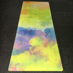 Printed Rubber Yoga mats