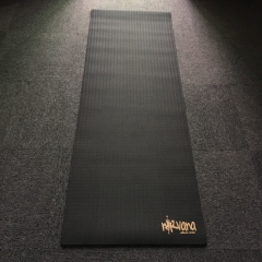 Black Color Yoga Mats