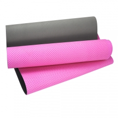 Pink Color Yoga Mats