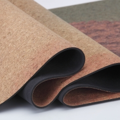 Rubber Cork yoga mats