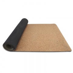Rubber Cork Mats Yoga